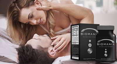 Биоманикс для мужчин